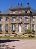 Journées du patrimoine 2016 -La sous-préfecture d'Autun, ancien hôtel du marquis de Fussey