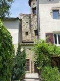Journées du patrimoine 2016 -Visite guidée de la tour de garde de Condrieu