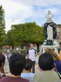 Journées du patrimoine 2016 -Laissez-vous conter la cité ouvrière Menier : visites par les élèves de l'option histoire des arts du lycée Gérard de Nerval