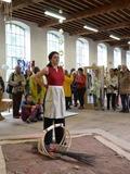 Journées du patrimoine 2016 -Lancement de la campagne de financement participatif pour la reconversion d'un moulinage en centre d'art et d'expression textile