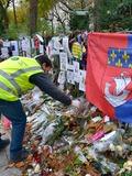 Journées du patrimoine 2016 -De la rue aux Archives : le cas des hommages aux victimes des attentats du 13 novembre 2015 collectés en janvier 2016.