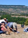 Journées du patrimoine 2016 -Le chantier de fouilles archéologiques des Touriès - Coulisses et anecdotes