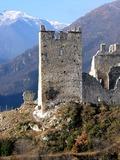 Journées du patrimoine 2016 -Visite commentée du château de Miglos (vallée de Vicdessos)