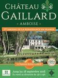 Journées du patrimoine 2016 -Le domaine royal de Chateau Gaillard & Les agrumes pacelliens