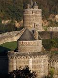 Journées du patrimoine 2016 -Le fabuleux Chateau de Fougères