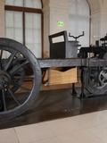 Nuit des musées 2018 -Le fardier à vapeur de Cugnot (visite flash)