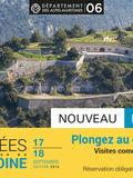 Journées du patrimoine 2016 -Le fort de Drète ouvre ses portes pour la 1ère fois !