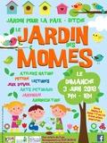 Rendez Vous aux Jardins 2018 -Le Jardin des Mômes