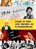 Fête de la musique 2018 - Le JBM JaZz Band fête l'été et la musique au théâtre de Fontainebleau !