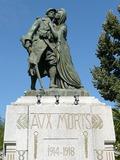 Journées du patrimoine 2016 -Le Monument aux Morts de 1914-1918 : une oeuvre mémorielle