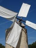 Journées du patrimoine 2016 -Le Moulin du Bonheur met les voiles