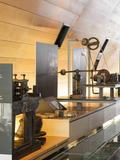Journées du patrimoine 2016 -Le musée de la lunette à Morez