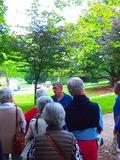 Rendez Vous aux Jardins 2018 -Le parc Ducontenia : un jardin au coeur de la ville