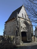 Journées du patrimoine 2016 -Le porche clocher de la place de l'Abbaye