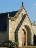 Journées du patrimoine 2016 -Le portail de la grange du prieuré de Lavaray