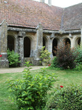 Journées du patrimoine 2016 -Le Prieuré de Vausse à Châtel-Gérard