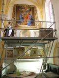 Journées du patrimoine 2016 -Le retable Saint-Joseph