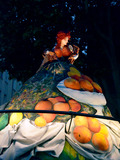 Nuit des musées 2018 -Le réveil des muses, spectacle de la compagnie Transe Express