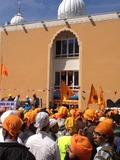 Journées du patrimoine 2016 -Visite commentée du temple Sikh de Bobigny, le plus important lieu de culte en France pour cette communauté