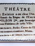 Journées du patrimoine 2016 -Le théâtre en chantier à Nevers