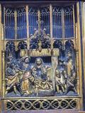Journées du patrimoine 2016 -Le triptyque dans l'église des Pénitents