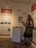 Nuit des musées 2018 -Lecture d'archives par la médiathèque de Castellane