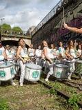 Fête de la musique 2018 - Les 90 percussionnistes de BADAUÊ se retrouvent pour la traditionnelle rencontre du 21 juin. Du lourd ! !