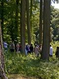 Rendez Vous aux Jardins 2018 -Les Arbres Fabuleux de Cons-la-Grandville - visite découverte du parc du Prieuré pour les scolaires