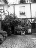 Journées du patrimoine 2016 -Les ateliers d'artistes à Montparnasse, de la villa de l'Astrolabe à la villa Gabriel via la villa du Mont-Tonnerre et la rue Falguière