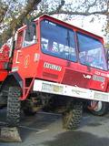 Journées du patrimoine 2016 -Les camions rouges prennent l'air