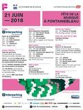 Fête de la musique 2018 - Les choristes et guitaristes de JASA / Concert des élèves FLC / Afr2Fami / Moka