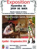 Journées du patrimoine 2016 -Visite commentée au Musée Georges-Garret de Vesoul