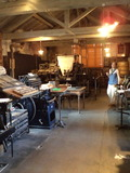 Journées du patrimoine 2016 -Les coulisses d'une imprimerie de journal des années 30 à Louhans