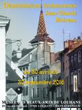 Journées du patrimoine 2016 -Les déambulations louhannaises de Jean-Claudes Moireau