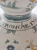 Journées du patrimoine 2016 -Faïenciers de Grenoble et de La Tronche. Fabriques oubliées ?