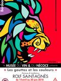 Nuit des musées 2018 -Les gouttes et les couleurs