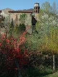 Rendez Vous aux Jardins 2018 -Visite libre des jardins de Lavaudieu et de son abbaye