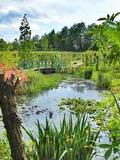 Rendez Vous aux Jardins 2018 -Les jardins du lac de Bambois