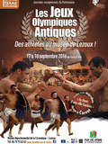 Journées du patrimoine 2016 -Les Jeux olympiques antiques : des athlètes au musée !