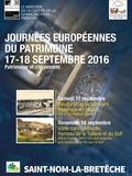 Journées du patrimoine 2016 -Parcours photos à ciel ouvert
