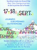 Journées du patrimoine 2016 -Les Journées européennes du patrimoine sur le Grand Site Iles Sanguinaires-Parata