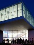 Journées du patrimoine 2016 -Visite commentée des Passerelles, pôle culturel de la communauté d'agglomération Paris-Vallée de la Marne