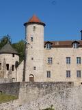 Journées du patrimoine 2016 -Les peintres de la réalité poétique au château de la Roquebrou