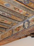 Journées du patrimoine 2016 -Les plafonds peints de la Maison Richelieu
