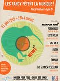 Fête de la musique 2018 - Les Rancy fêtent la musique