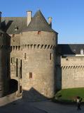 Journées du patrimoine 2016 -Les remparts et la porte Saint-Michel