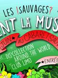 Fête de la musique 2018 - ¡ Les Sauvages fêtent la musique ?