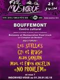 Fête de la musique 2018 - Les Stella's / Cri et Braise / Alain Sanson / Maël et Ewen Ancelin /
