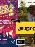 Fête de la musique 2018 - Jeudi'Oui à Montreuil sur Scène / France - Pérou