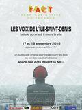 Journées du patrimoine 2016 -Les voix de l'Île-Saint-Denis